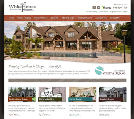 Richard White Home Design
